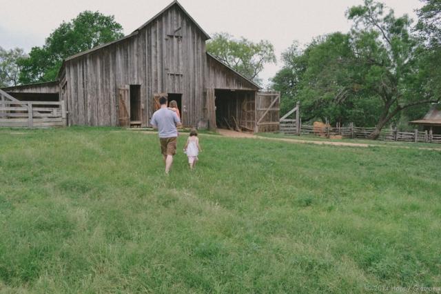 Living History Farm TX