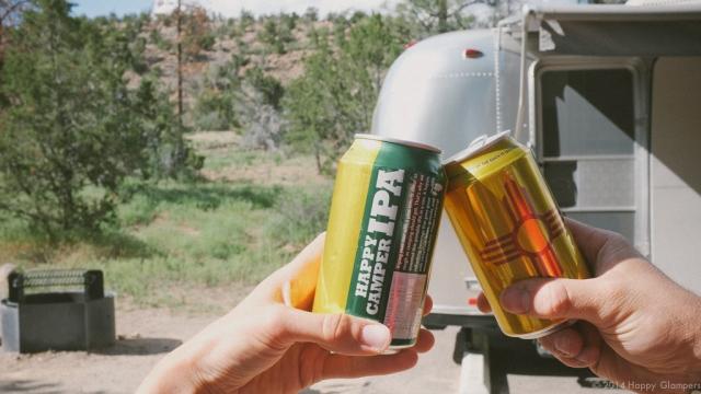 Happy Camper IPA by Santa Fe Brewing