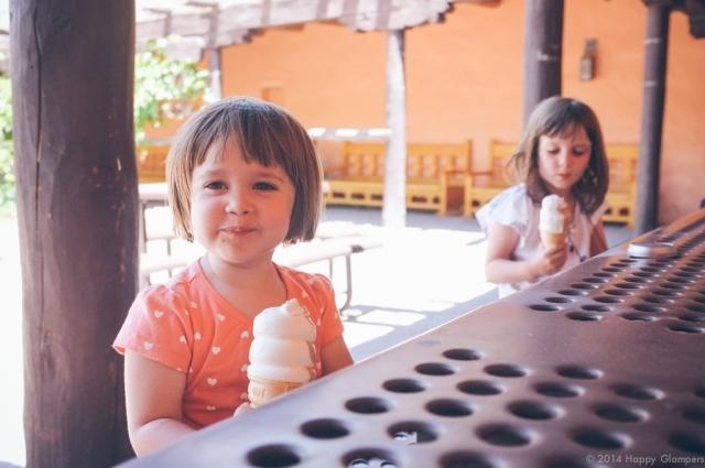 bandelier ice cream