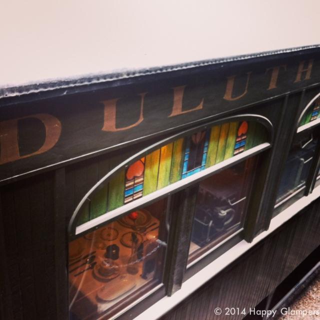 Lake Superior Train Museum Duluth Minnesota