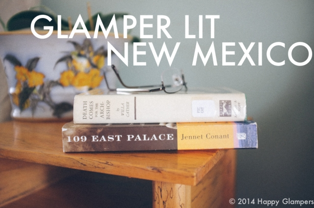 Recommended books about Santa Fe New Mexico
