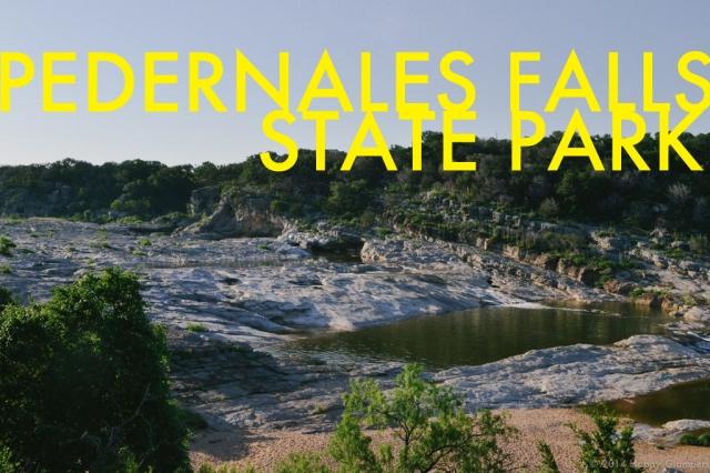 Pedernales Falls State Park TX