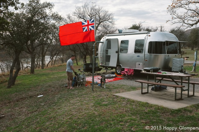 Glamping in Southwest Oklahoma