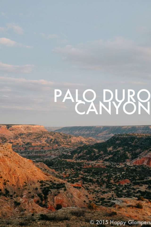 Palo Duro Canyon State Park Camping